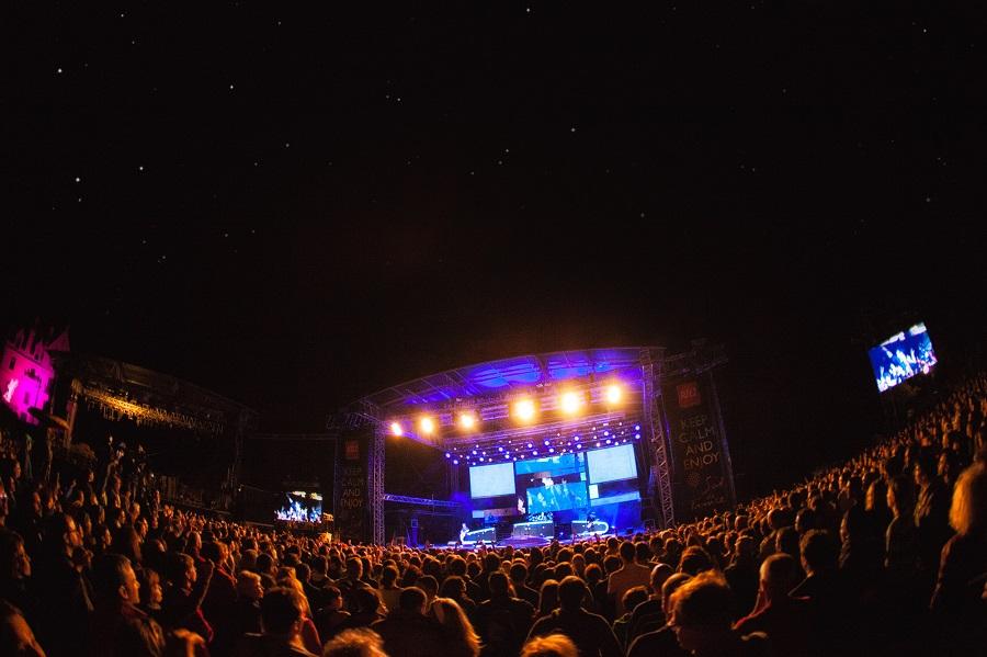 Les concerts du festival Les Déferlantes