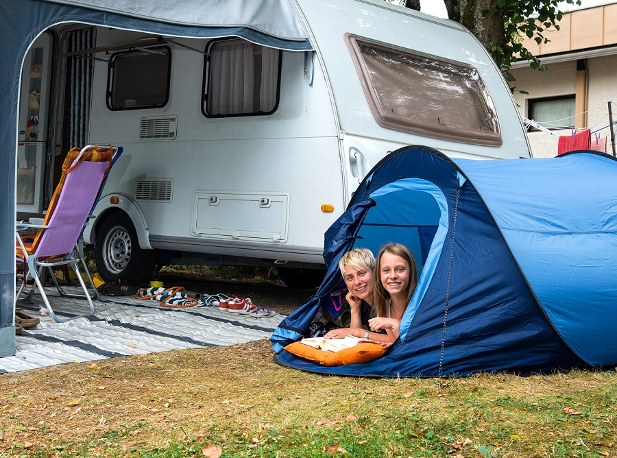 Le camping aujourd'hui