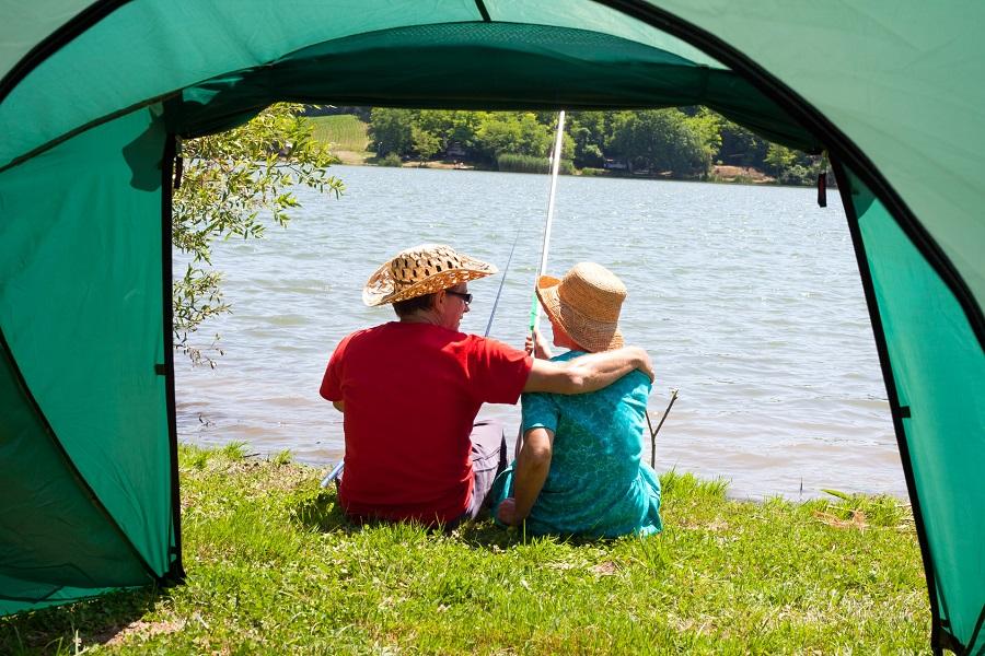 Le camping traditionnel pour un vrai retour à la nature
