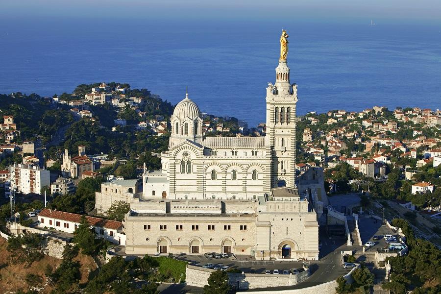 Marseille, capitale de PACA