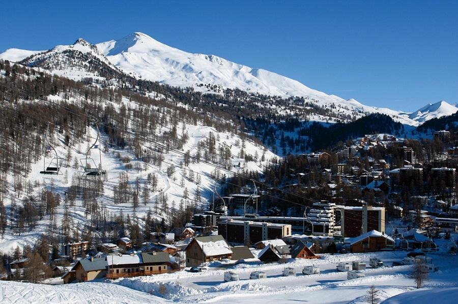 Le domaine skiable de Vars