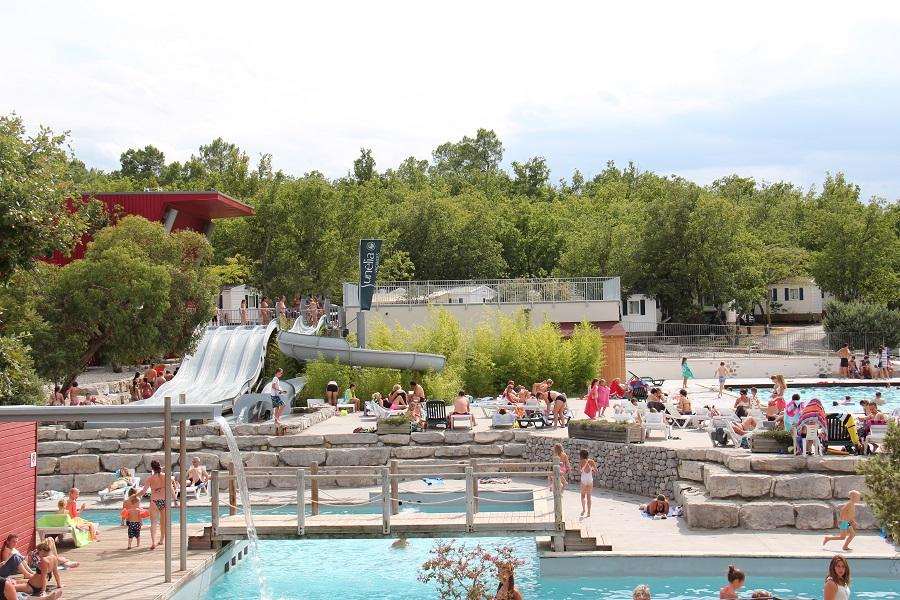Les campings Sunêlia avec parcs aquatiques et spa