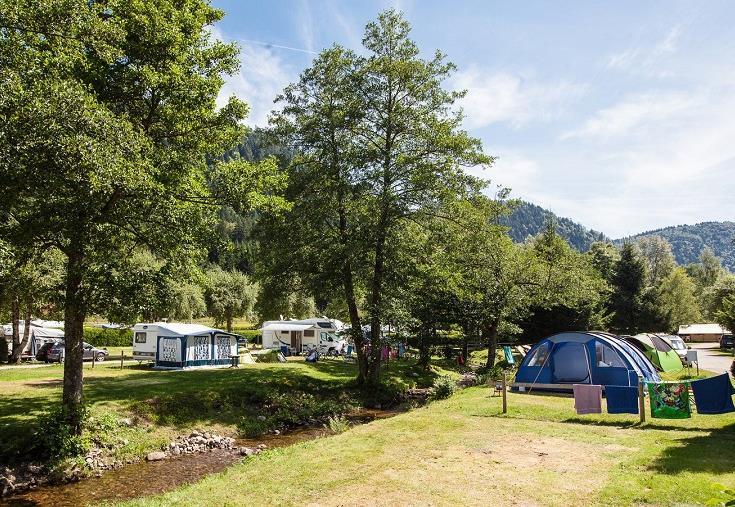 Vacances nature dans les petits campings de la chaîne Flower