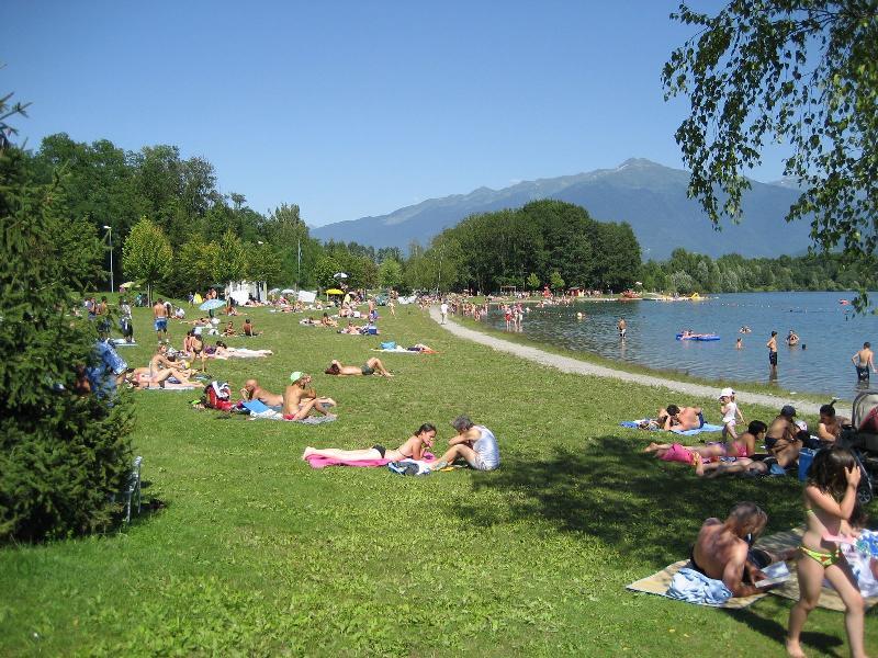 tous nos campings au lac du bourget et dans le massif des