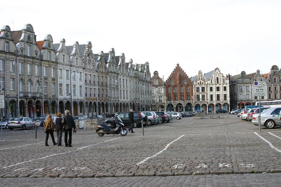 Grand'Place d'Arras