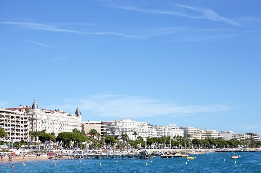 Festival d'art de pyrotechnique de Cannes