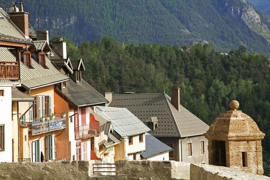 Briançon, ville fortifiée la plus haute d'Europe