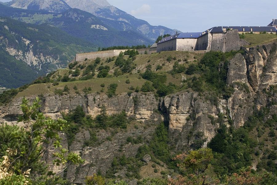 Les fortifications Vauban du Mont-Dauphin