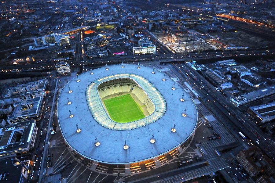 Le Stade de France de Saint-Denis pour l'Euro 2016