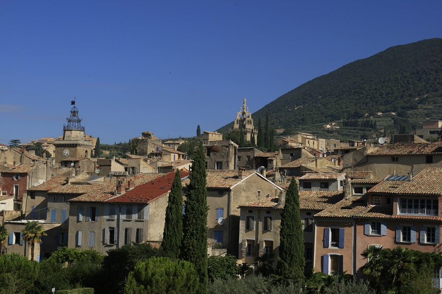 Nyons, capitale des Baronnies