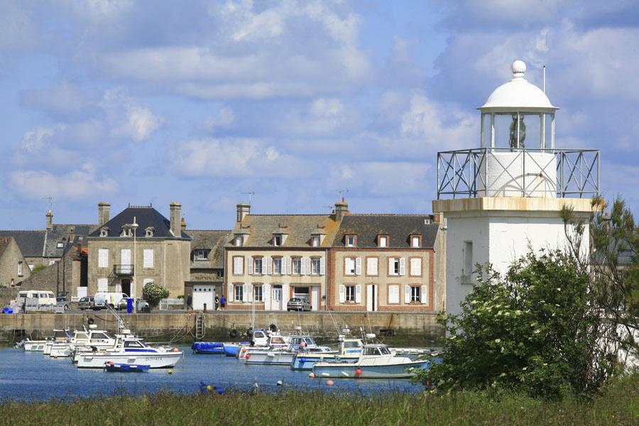 Barfleur, charmante cité maritime du Cotentin