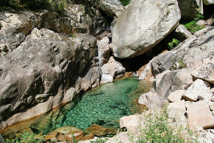 La rivière de Solenzara