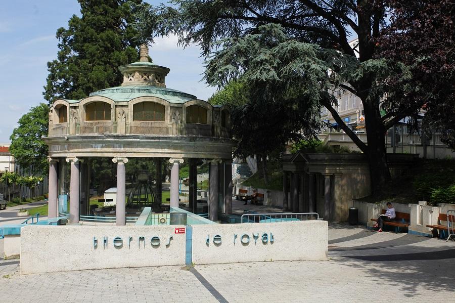 La station thermale de Royat