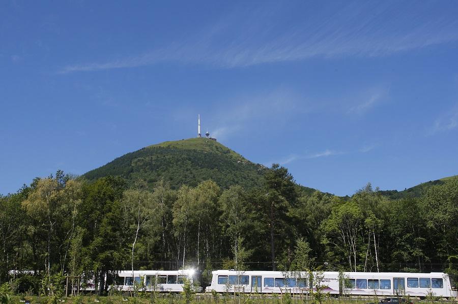 Volcans d'Auvergne : le puy de Dôme