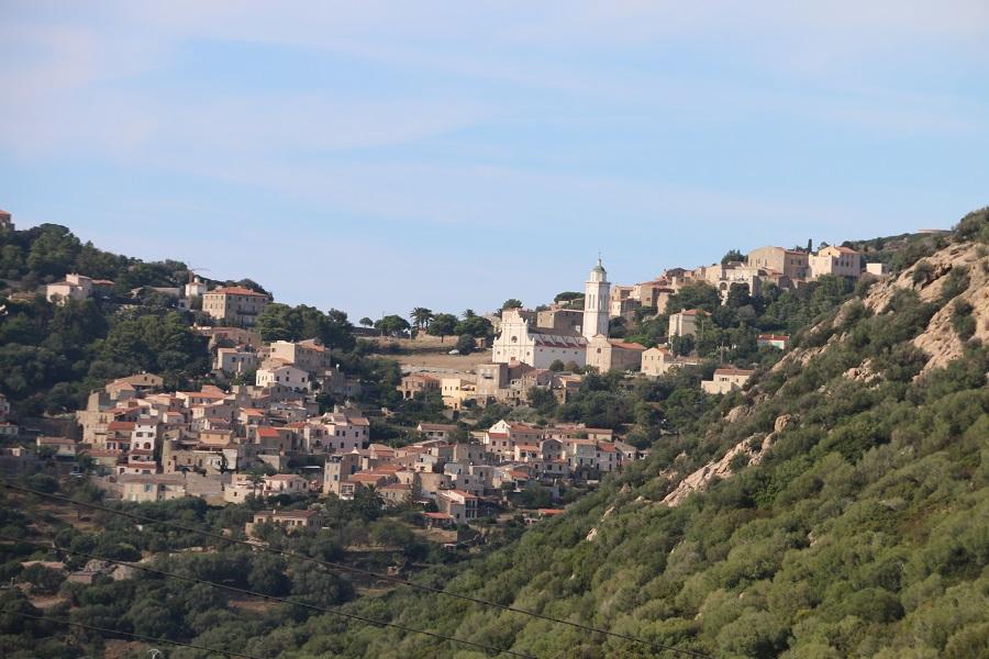 Les villages de Balagne : Corbara
