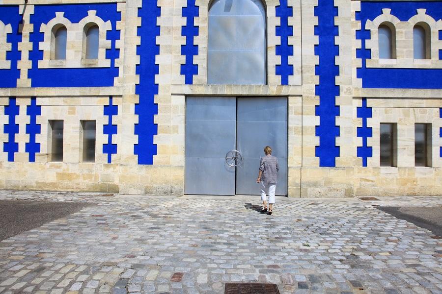 Château d'Arsac dans le Médoc