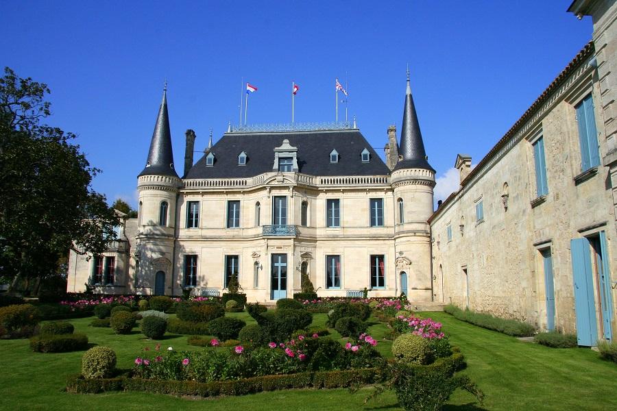 Château Palmer à Margaux