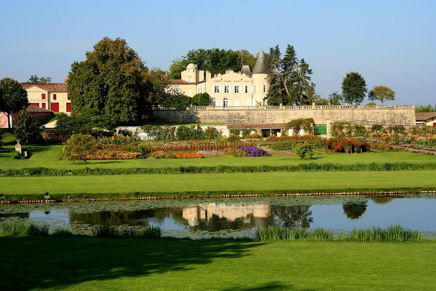 Château Lafite-Rotschild à Pauillac