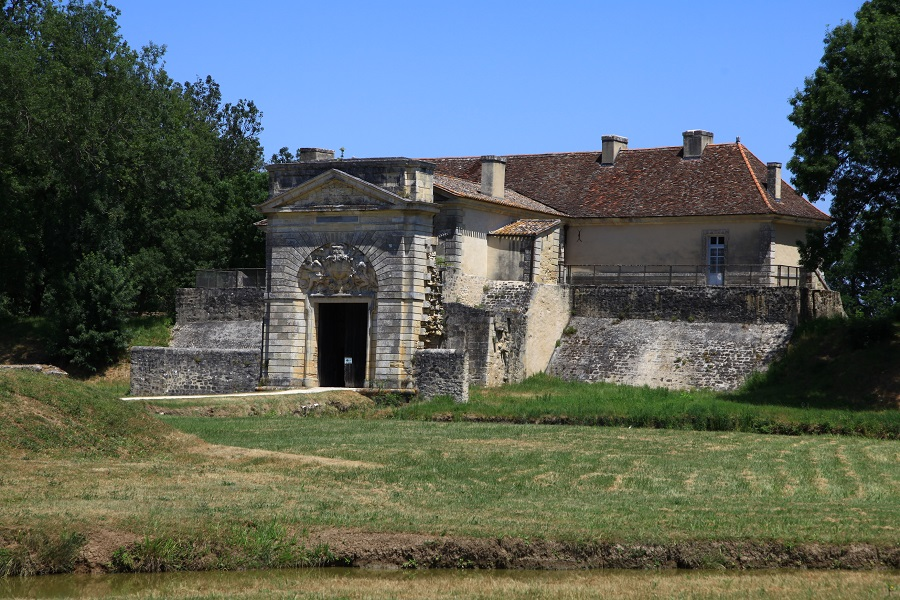 Fort Médoc à Cussac