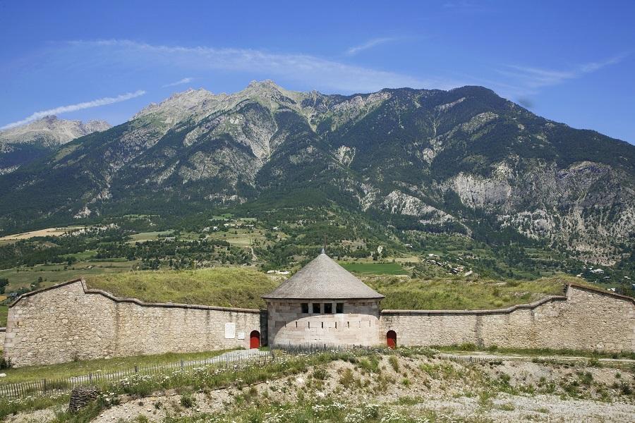Mont-Dauphin, haut lieu de l'architecture militaire