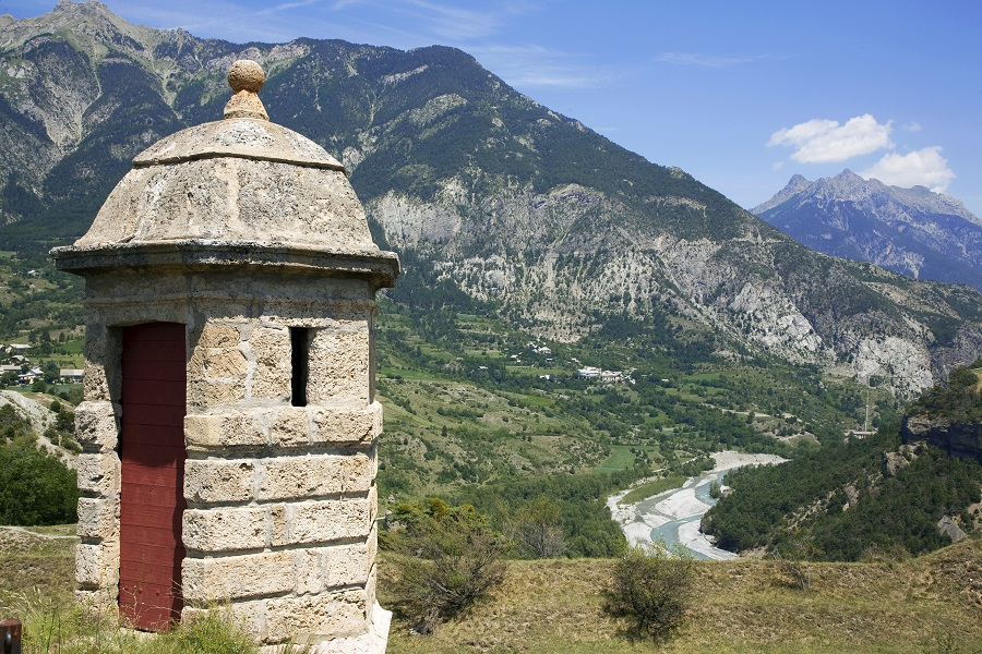 Mont-Dauphin, place forte de l'Unesco