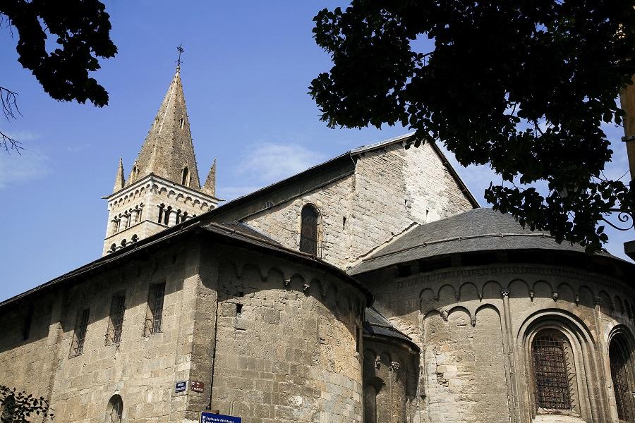 Embrun, ancienne cité épiscopale