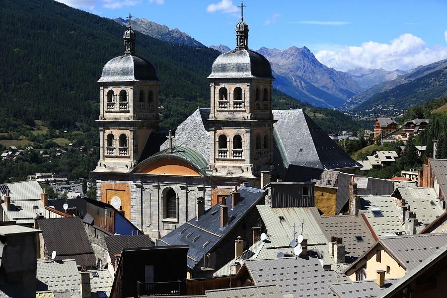 L'église Notre-Dame de Briançon