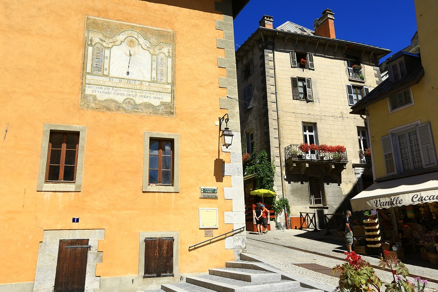 La Grande Rue de Briançon