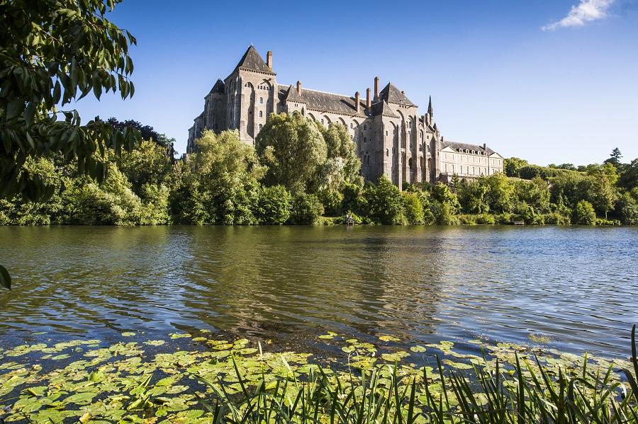 L'abbaye de Solesmes