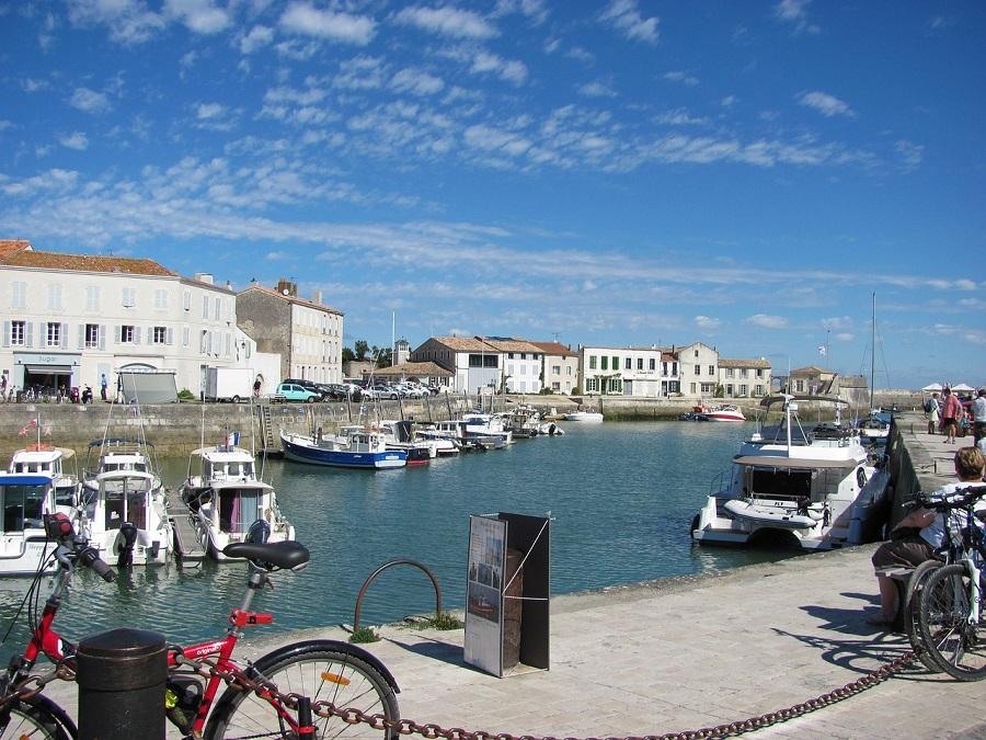La Rochelle en Charente-Maritime