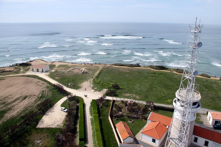 Du haut du phare de Chassiron