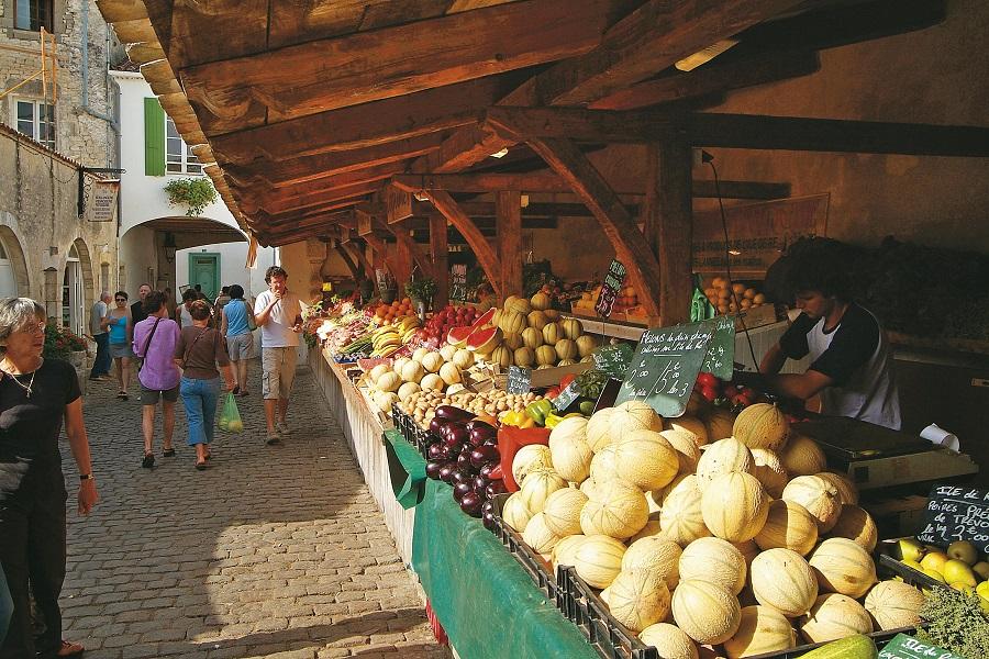 Le marché médiéval de La Flotte en Ré