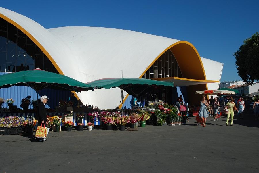 Le marché de Royan