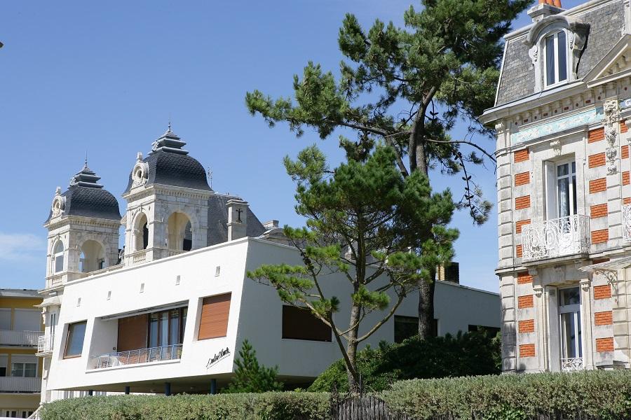 La villa Ombre Blanche