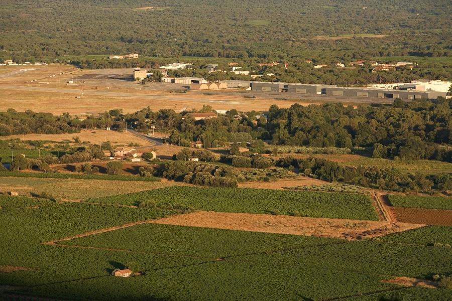 Aérodrome militaire du Cannet des Maures