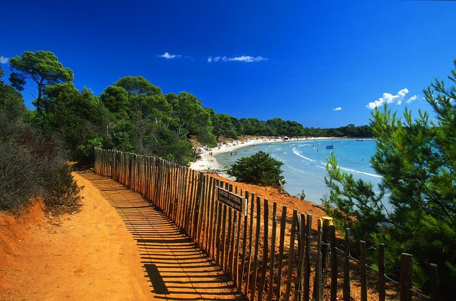 La plage de l'Estagnol