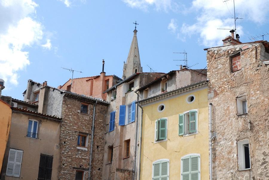 Dans la ville de Draguignan