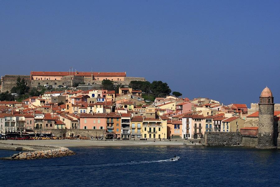 Collioure, petit bijou de la Côte Vermeille