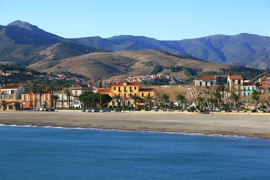 Le charmant village de Banyuls