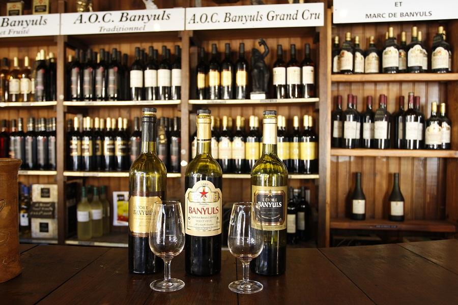 Le vin doux naturel de Banyuls