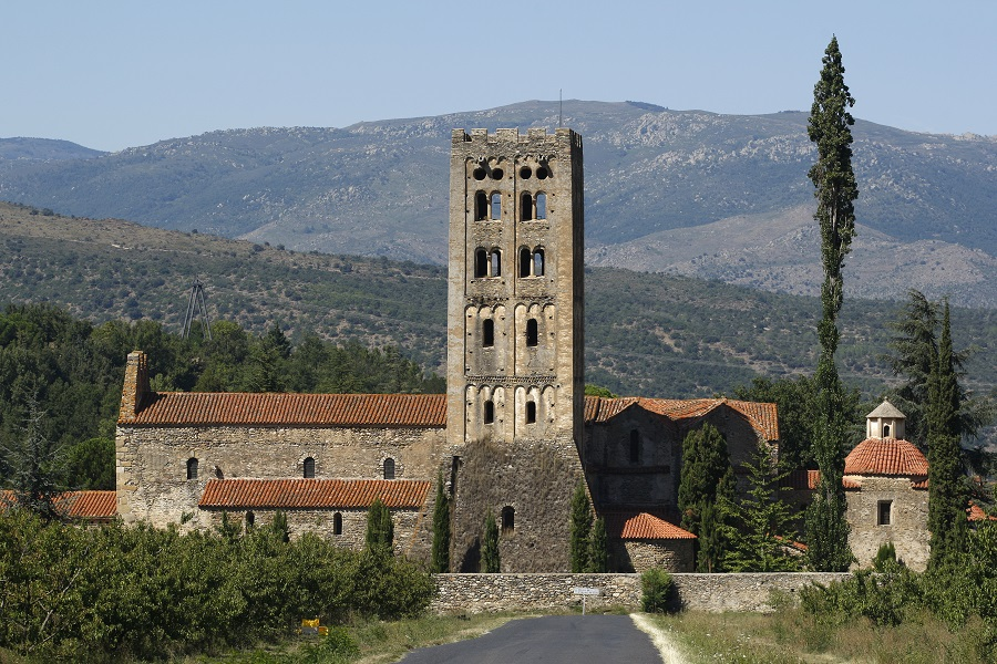 L'abbaye Saint-Michel-de-Cuxa