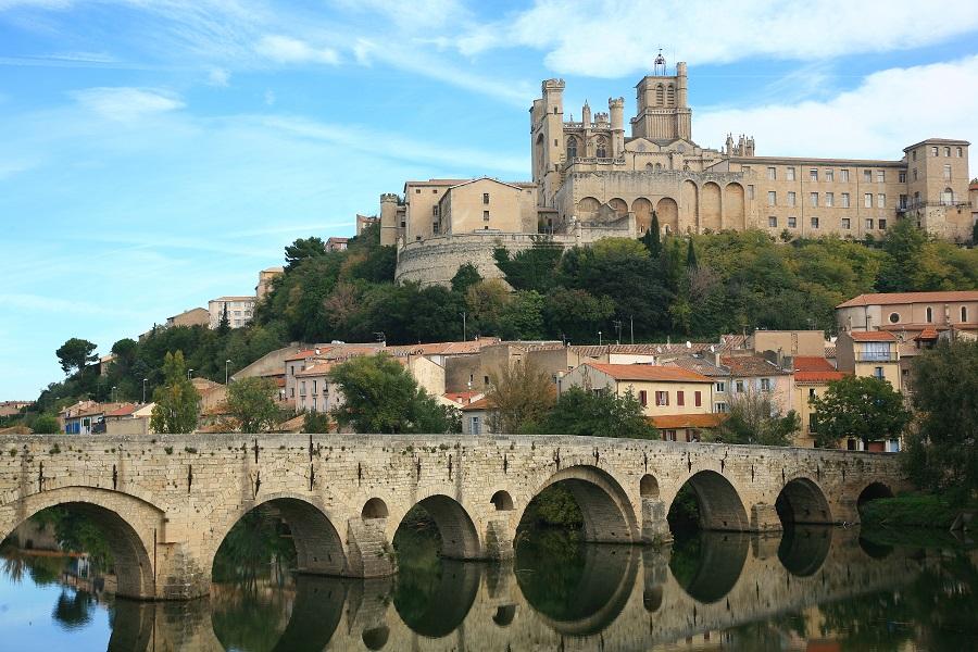 Béziers, capitale des vins du Languedoc