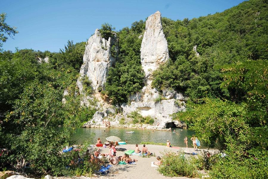Le Languedoc-Roussillon, région la plus fréquentée par les naturistes