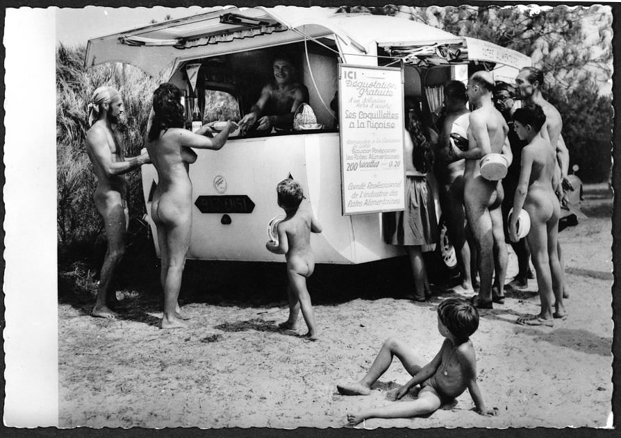 Le naturisme dans les 70's
