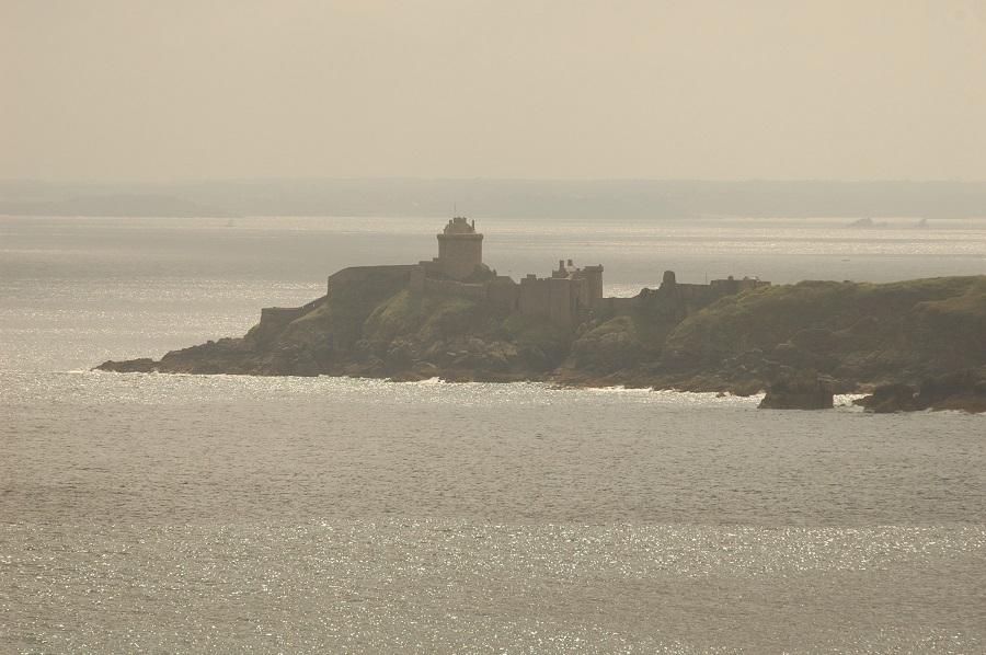 La forteresse de Fort la Latte