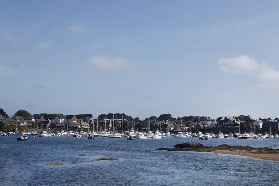 Ploumanac'h petit port breton