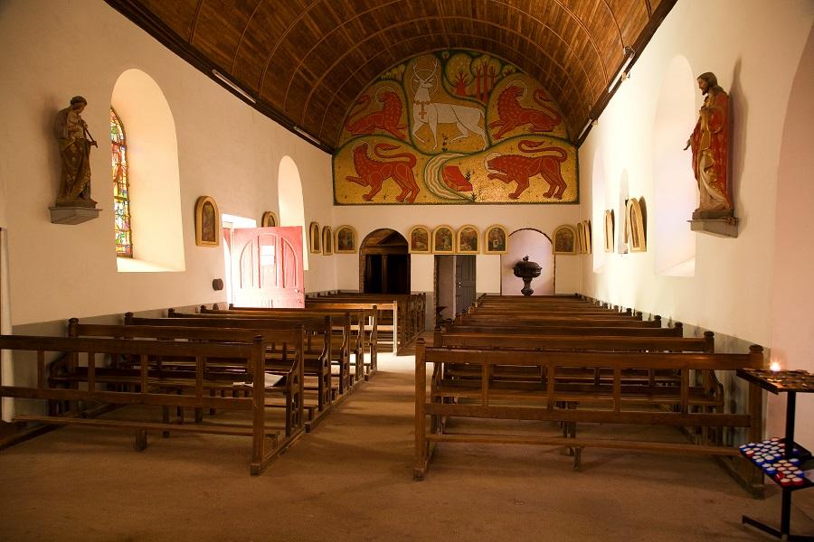 Chapelle du Graal
