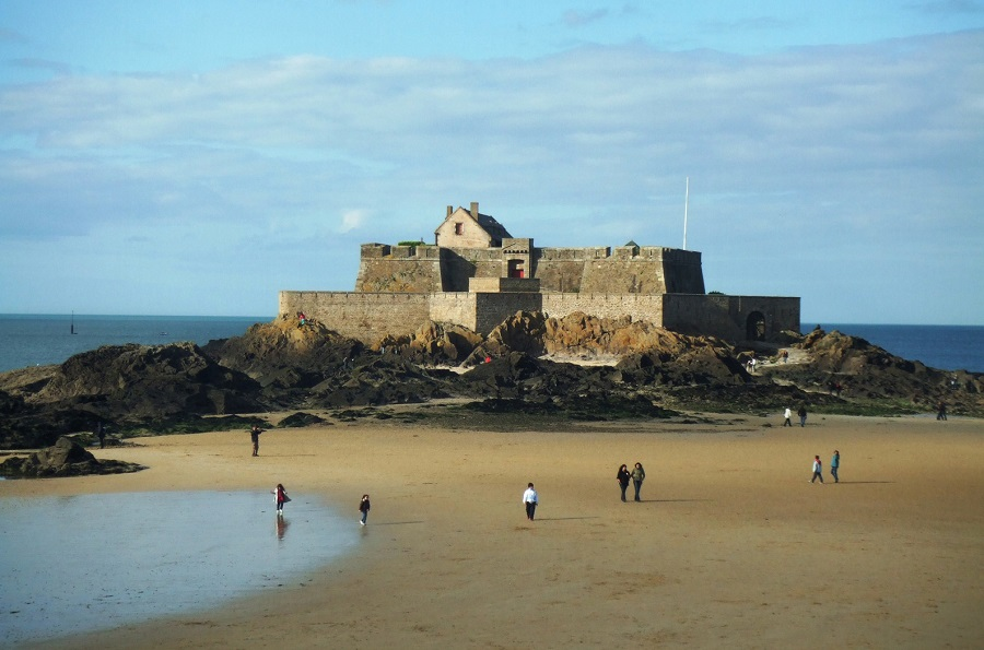 Le Fort National de Saint-Malo