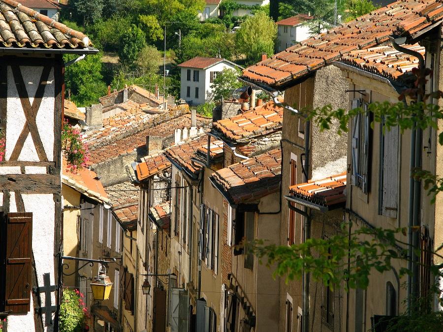 Vieux village de Cordes-sur-Ciel