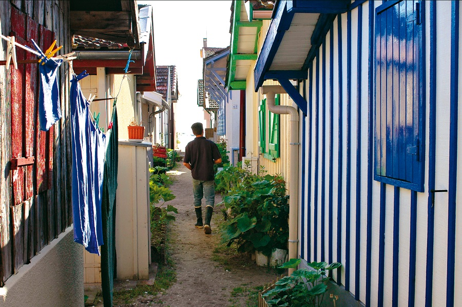 L'Herbe, village ostréicole